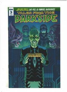 Tales From the Darkside #3 VF/NM 9.0 IDW Comics Joe Hill & Gabriel Rodriguez
