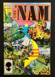 The 'Nam #1 NM Michael Goldon Doug Murray