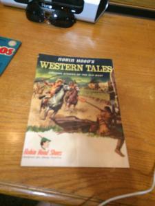 Robin Hood's Western Tales N/A F/vf 7.0 Fine / Very Fine