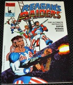 Reagan's Raiders #1 (1986)