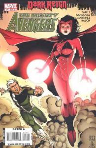 Mighty Avengers (2007 series) #24, NM- (Stock photo)