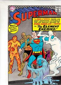 Superman #190 (Oct-66) NM- High-Grade Superman, Jimmy Olsen,Lois Lane, Lana L...