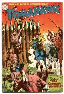 Tomahawk #29 1955-DC Western- Frank Frazetta art- VG