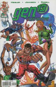 Gen13 Interactive #2 VF; Image   save on shipping - details inside