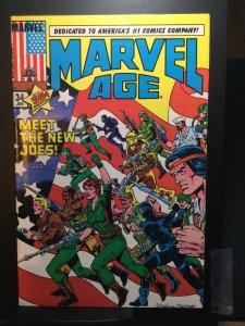 Marvel Age #34 (1986)