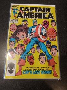 Captain America #299 (1984)