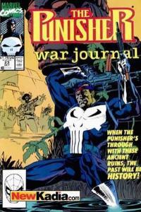 Punisher War Journal (1988 series) #23, VF+ (Stock photo)