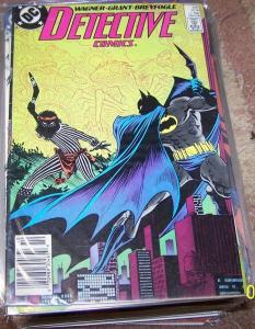 DETECTIVE COMICS  # 591  BATMAN DC 1988    -  DC  comics