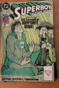 Superboy the Comic Book 6 VF