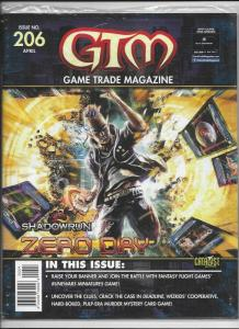 GTM Game Trade Magazine #206 (2017) - New!