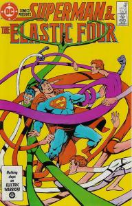 DC Comics Presents #93 VF; DC | save on shipping - details inside