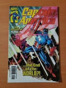 Captain America #22 ~ NEAR MINT NM ~ 1999 Marvel Comics