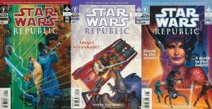 STAR WARS (1998 DARK HORSE) 46-48  'Honor And Duty'