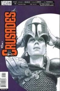 Crusades #17, NM- (Stock photo)