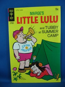 MARGE'S LITTLE LULU 197 Summer Camp  VF+ 1970