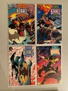 Batman Sword of Azrael set #1-4 8.0 VF (1996)