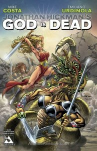 God Is Dead #48D VF/NM; Avatar | save on shipping - details inside
