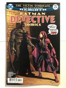 Detective Comics #945 (2016) - Rebirth