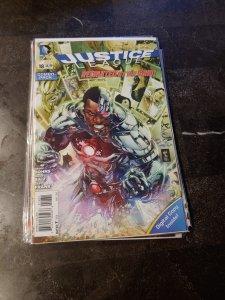 Justice League (DE) #18 (2013)