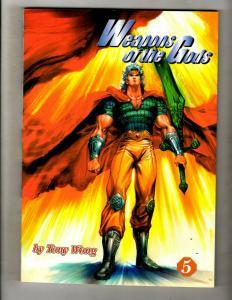 Weapons Of The Gods Vol. # 5 Comics One Graphic Novel TPB Comic Book Wong J102