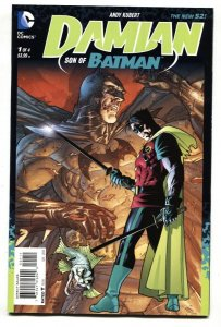 Damian Son of Batman #1 2013 First issue DC New 52
