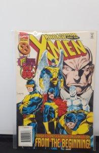 Professor Xavier and the X-Men #1 (1995)