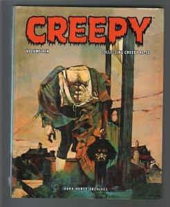 Creepy-Vol.10-#46-50-Richard Corben-Doug Moench-Hardcover-2011