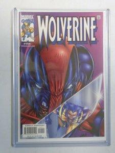 Wolverine #155 featuring Deadpool 8.5 VF+ (2000 1st Series)