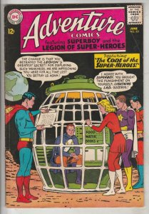 Adventure Comics #321 (Jun-64) FN/VF Mid-High-Grade Legion of Super-Heroes, S...