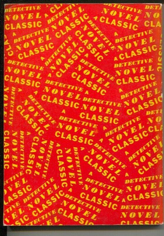 Detective Novel Classic #12 1941-The Blue Santo Murder Mystery-VG