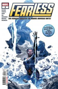 Fearless #2 (Marvel, 2019) NM