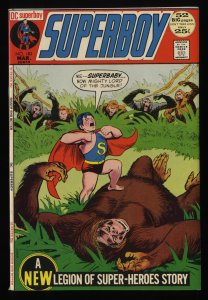 Superboy #183 NM- 9.2 DC Comics Superman