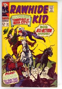 Rawhide Kid #63 (Apr-68) VF/NM High-Grade Rawhide Kid