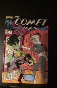 Comet Man #4 (1987)