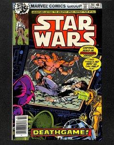 Star Wars #20 VG/FN 5.0