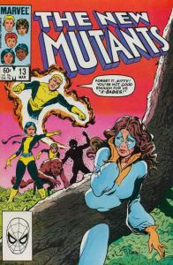 New Mutants, The #13 VF; Marvel | save on shipping - details inside