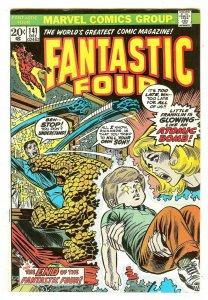Fantastic Four 141   Franklin Richards depowered   Annihilus