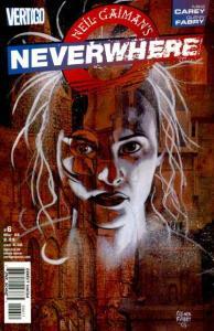 Neverwhere #6, VF+ (Stock photo)