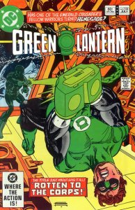 Green Lantern #154 (ungraded) 1st series / stock image ID#B-5