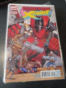Deadpool vs. X-Force #2 (2014)
