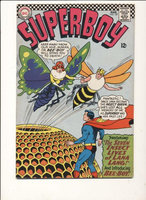 Superboy (1949 series) #127, VF (Actual scan)