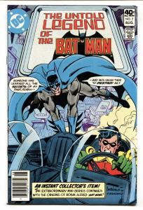 Untold Legend of Batman #2-1980-DC comic book mini-series