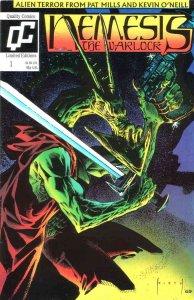Nemesis the Warlock (Fleetway/Quality) #1 VG; Fleetway Quality | low grade comic
