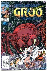 GROO the WANDERER #52, NM, Chakaal, Love, Sergio Aragones, more Groo in store