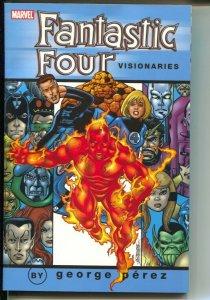 Fantastic Four: Visionaries-George Perez-Vol 2-2011-PB-VG/FN