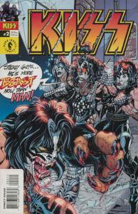 Kiss (Dark Horse) #2 VF/NM; Dark Horse | save on shipping - details inside