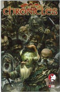Dragonlance Chronicles #4 (2005) Kurth Variant Cover A NM