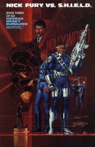 Nick Fury vs. S.H.I.E.L.D. #3, NM + (Stock photo)