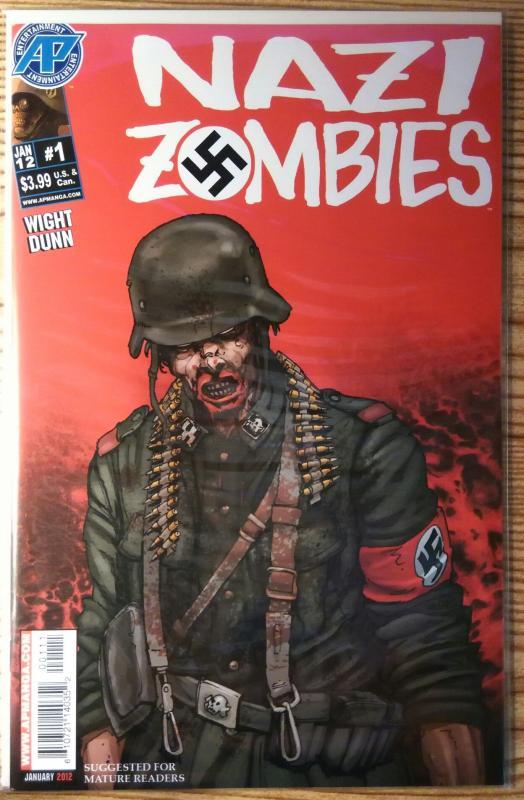 Nazi Zombies 1 & 2 nrmt 2012.