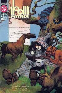 Doom Patrol (2nd Series) #46 VF; DC | save on shipping - details inside